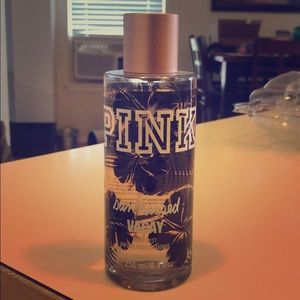 Pink Sun Kissed Vacay Body Mist